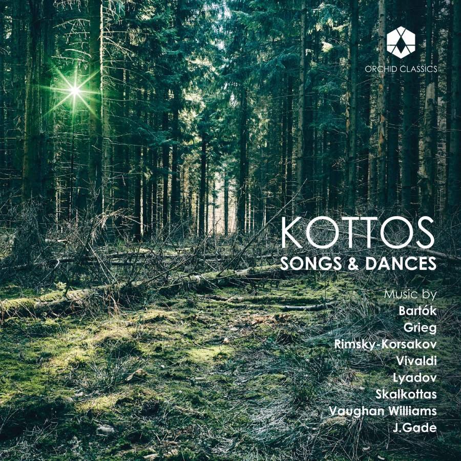 KOTTOS · Songs and Dances (2019)